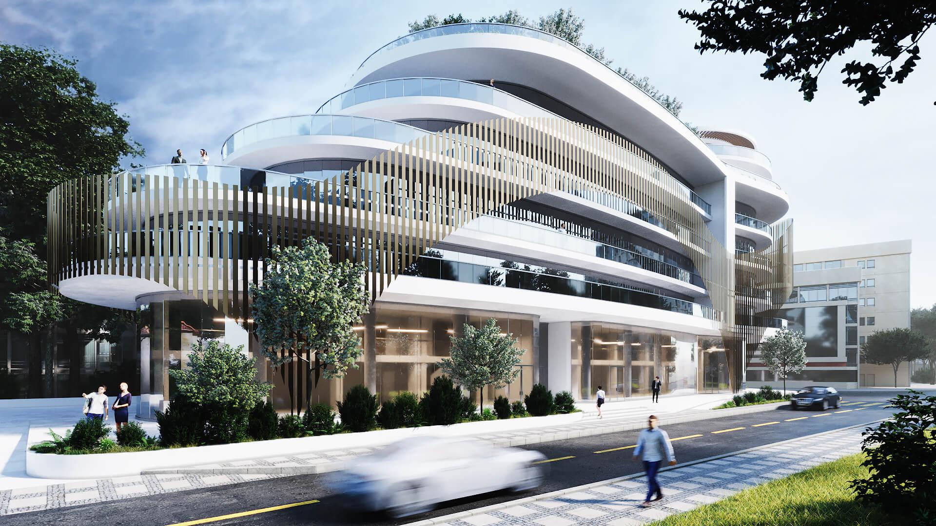Nicosia City Centre
